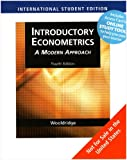 Introduction to Econmetrics: A Modern Approach