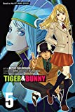 img - for Tiger & Bunny, Vol. 5 book / textbook / text book