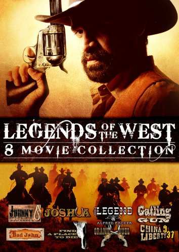 Legends of the West 8 Movie Collection [DVD] [Import]
