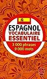 echange, troc France Chabod, Hélène Hernandez - Espagnol : Vocabulaire essentiel