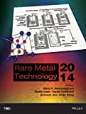 img - for Rare Metal Technology 2014 book / textbook / text book