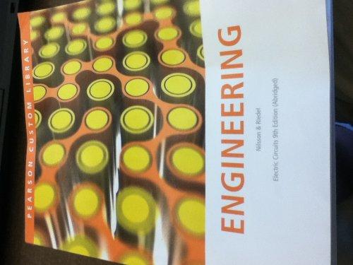 Engineering Electric Circuits (Abridged)