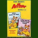 Arthur: Books 3-4 Audiobook by Marc Brown Narrated by Mark Linn-Baker