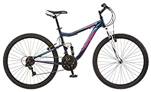 Mongoose Women's Status 2.2 Mountain Bike, 16-Inch/Small by Pacific Cycle (Over-Boxed Product)