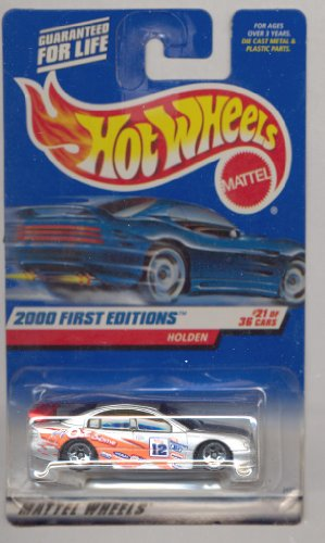 Hot Wheels 2000-081 First Editions 21/36 Holden 1:64 Scale