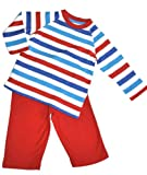 Boys Stripe Pyjamas