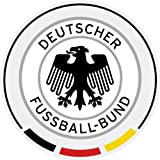 Germany National Team Soccer Football Sticker 12X12cm