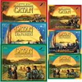 `Settlers of Catan Six Pack - Core+5/6, Cities+5/6, Seafarers+5/6