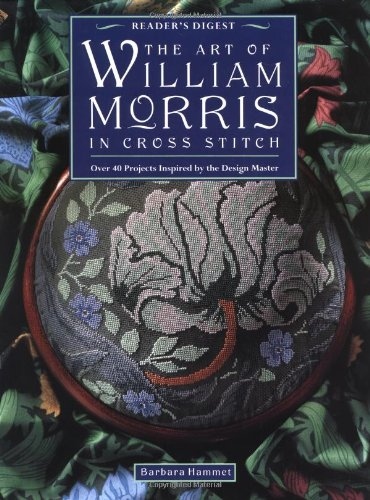 The Art Of William Morris In Cross Stitch