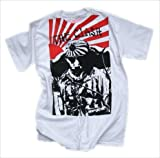The Clash - Kamikaze T-Shirt White