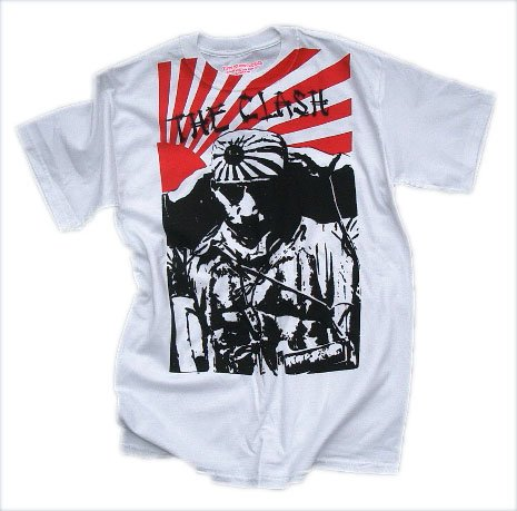 The Clash - Kamikaze T-Shirt