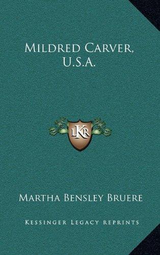 Mildred Carver, U.S.A