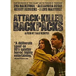 ATTACK OF THE KILLER BACK
