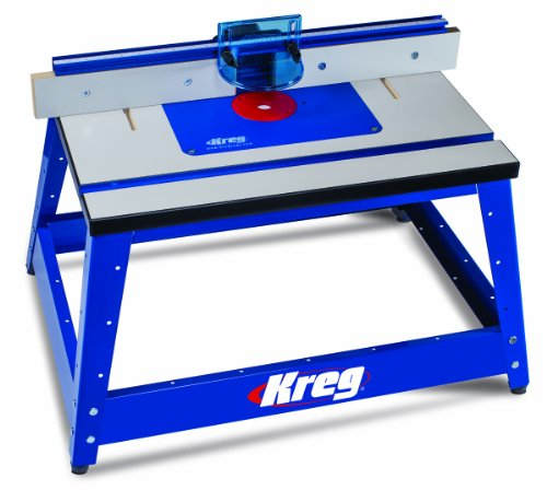 Kreg prs2100 bench top router table keyboard keysfo Gallery