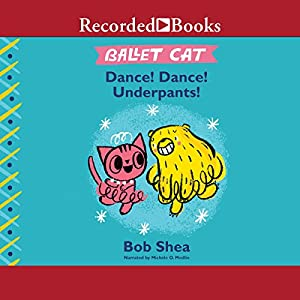 Ballet Cat Audiobook