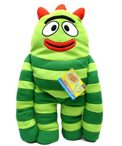 Yo Gabba Gabba Brobee 11in Plush - Brobee Stuffed Animal