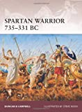 img - for Spartan Warrior 735-331 BC book / textbook / text book