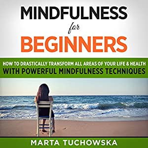 Mindfulness for Beginners Audiobook