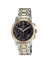 Longines Saint-Imier Automatic Chronograph Rose Gold Mens Watch L27525527