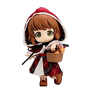 キューポッシュフレンズ 赤ずきん -Little Red Riding Hood- ノンスケール PVC製 塗装済み可動フィギュア