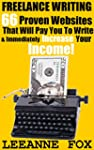 Freelance Writing: 66 Proven Websites...