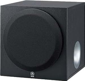 Yamaha woofer speaker yst sw012 black price buy yamaha for Yamaha speakers price