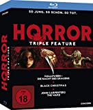Horror Triple Feature [Blu-ray]