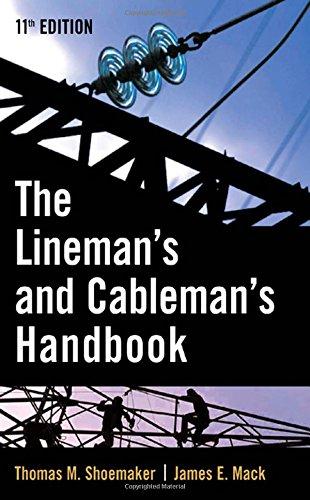 Lineman and Cableman's Handbook (Lineman's & Cableman's Handbook)