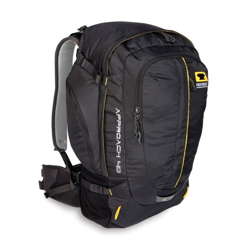 B009409I9Q Mountainsmith Approach 40 Backpack (Heritage Black)
