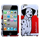 Dalmatian Phone Protector Cover for Apple iPod touch (4th generation)