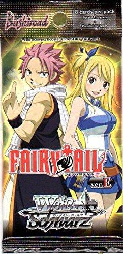 Weiss Schwarz TCG: Fairy Tail Ver.E Booster Pack - 1