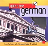 German (Quick & Easy Languages Book CD)