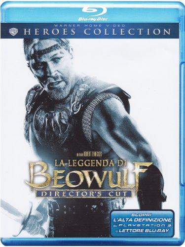 La leggenda di Beowulf(director's cut) [Blu-ray] [IT Import]