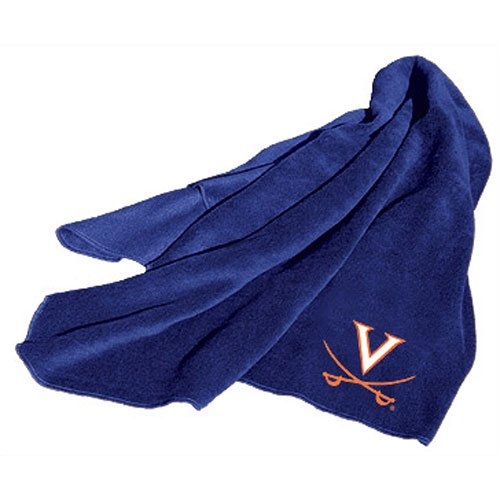 Ncaa Virginia Cavaliers Fleece Throw Blanket