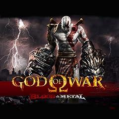 God Of War: Blood & Metal [+Digital Booklet]