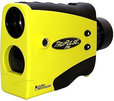 LASER TECHNOLOGY TruPulse 200 Yellow Laser Rangefinder