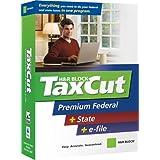 H&R Block TaxCut 2007 Premium Federal + State + e-file [OLD VERSION] ~ H&R Block