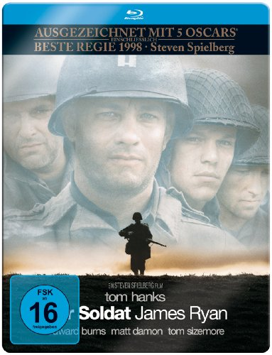 Der Soldat James Ryan (Limitierte Steelbook Edition) [Blu-ray]