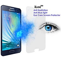iLee Anti Radiation Eye Care Premium TEMPERED Glass Screen Protector For SAMSUNG GALAXY E7
