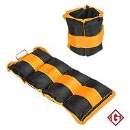 Gallant Wrist Ankle Weights Strap Bracelets 1kg 2kg 3kg 4kg 5kg Price-image