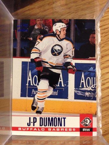 2003-04 Pacific Blue # 40 J.P. Dumont 246/250
