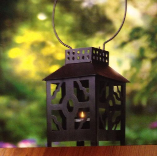 Mini Tea Light Lantern With Tealight