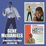 echange, troc Gene McDaniels - Sometimes I'm Happy / Hit After Hit