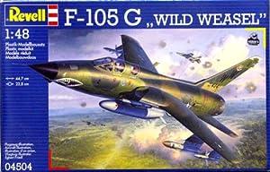 Revell 1/48 F-105G Thunderbird Wild Weasel