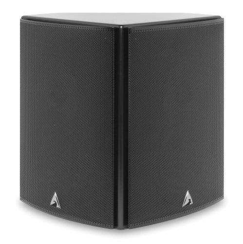 Atlantic Technology 2400Sr-P-Blk Dipole-Bipole Surround Speakers (Pair, Black)
