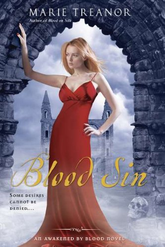 Blood Sin (Awakened by Blood, #2)