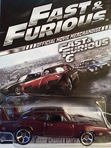 Hot Wheels Fast & Furious '69 Dodge Charger Daytona #8/8 International Card Release