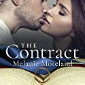 The Contract Audiobook by Melanie Moreland Narrated by John Lane, Tatiana Sokolov