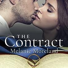The Contract Audiobook by Melanie Moreland Narrated by John Lane, Tatiana Sokolov