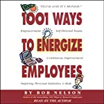 1001 Ways to Energize Employees | Bob Nelson